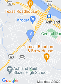 Ashland Community College map