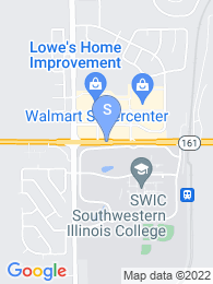 Southwestern Illinois College map