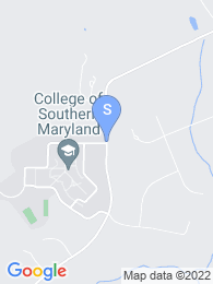 College of Southern Maryland map