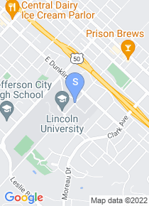 Lincoln University map