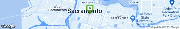 Map of Simon's Bar & Cafe