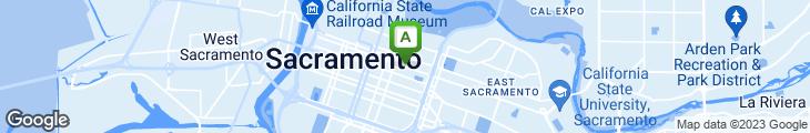 Map of Cornerstone