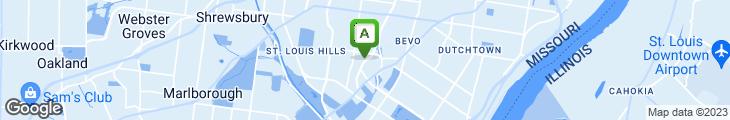 Map of Cafe Nova