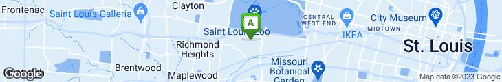 Map of Seamus McDaniel's