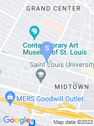 Saint Louis University map