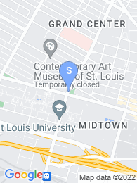St Louis University map