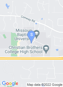 Missouri Baptist University map