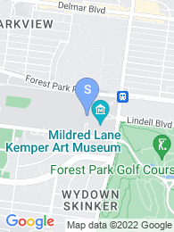 Washington University in St Louis map