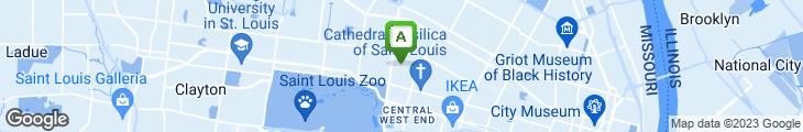 Map of Duff's Restaurant