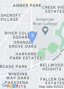 American River College map