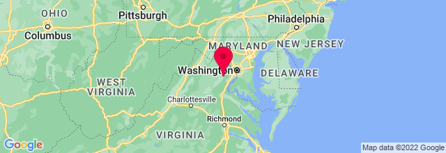 Map of Manassas, VA, US