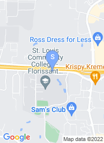 St Louis Community College map