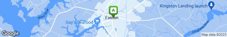 Map of Mason's