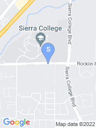 Sierra College map