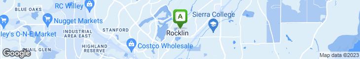 Map of Rubino's Ristorante