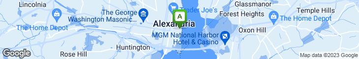 Map of Union Street