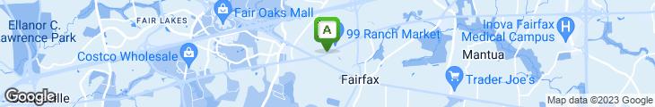 Map of Anita's