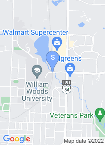 William Woods University map