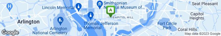 Map of Market Inn Restaurant