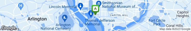 Map of Cafe Mozu