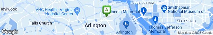 Map of Restaurant 3