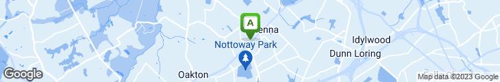 Map of Amphora Restaurant