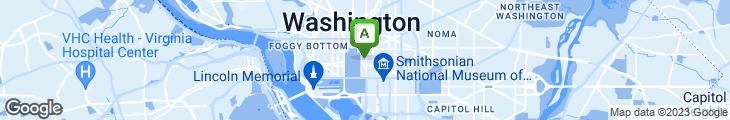 Map of Cafe du Parc
