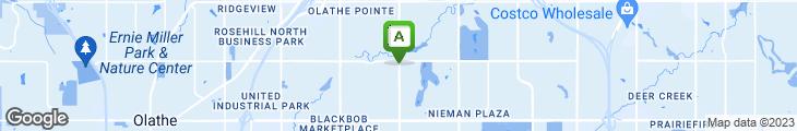 Map of Pizza Shoppe & Pub