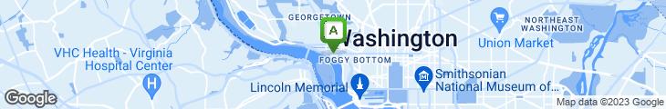Map of Tony & Joe's Seafood Place