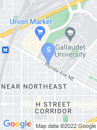 Gallaudet University map