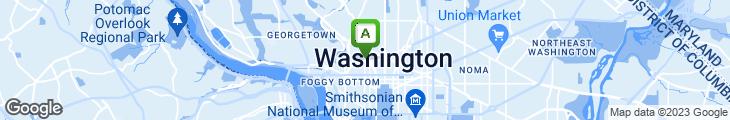 Map of CF Folks
