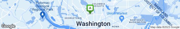 Map of Duplex Diner