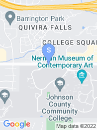 Johnson County Community College map