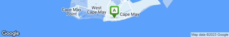 Map of Ebbitt Room