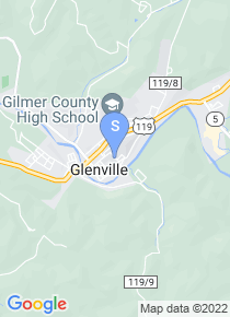 Glenville State College map