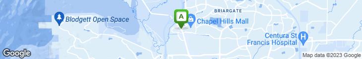 Map of Thai Basil