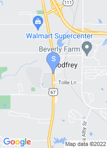 Lewis and Clark Community College map