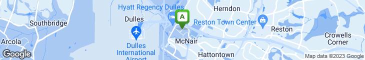 Map of Generous George's
