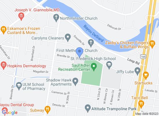 3800 Westminster Ave, Monroe, LA 71201, USA