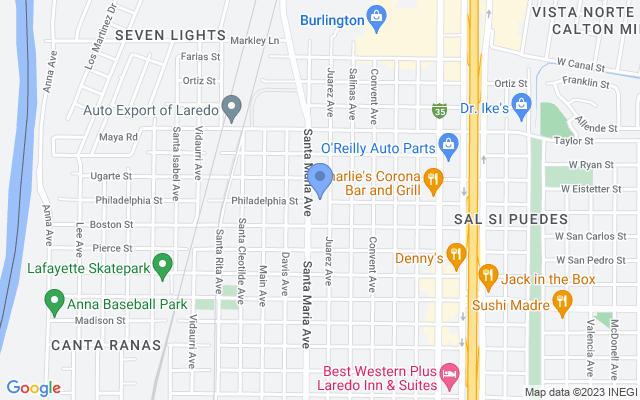 3817 Santa Maria Ave, Laredo, TX 78041, USA