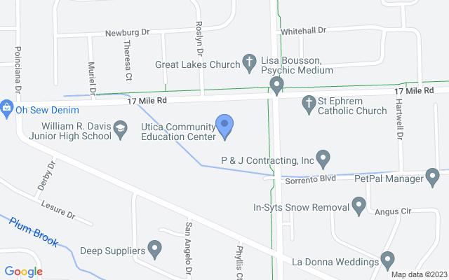 38901 Dodge Park Rd, Sterling Heights, MI 48312, USA