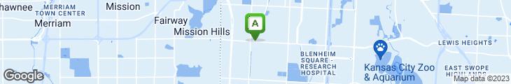 Map of Carmen's Cafe