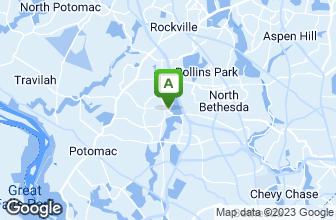 Map of Attman's Deli
