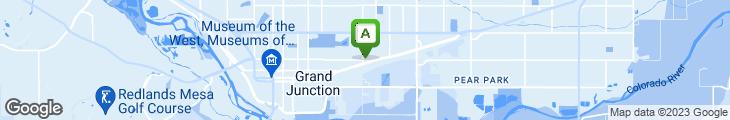 Map of Rib City Grill