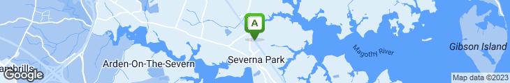 Map of Cynthia's