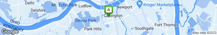 Map of Pike Street Press