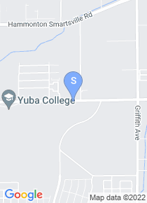 Yuba College map