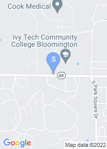 Ivy Tech Community College map