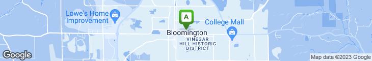 Map of Dagwood's