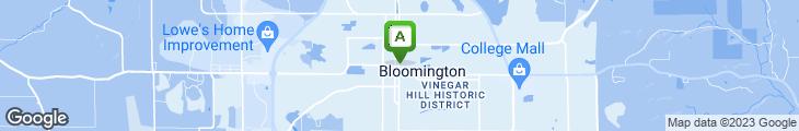 Map of Farm Bloomington